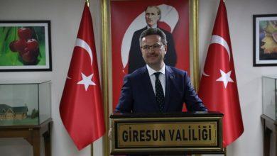 Photo of Giresun Valisi Enver Ünlü, görevine başladı.