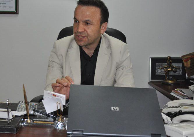 Osman Çırak, güçlü destek, güçlü yönetimle aday