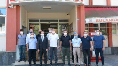 Photo of CHP Milletvekili Tığlı'dan Ak Partili başkana ziyaret
