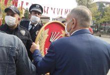 Photo of ESPİYE KAYMAKAMI CHP'LİLERE BAYRAM KUTLATTIRMADI