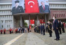 """Photo of VALİ ENVER ÜNLÜ: """"CUMHURİYET GELECEĞİMİZİN TEMİNATI"""""""