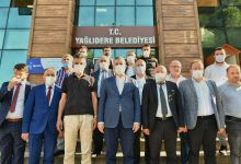 Photo of ESENYURT'TAN YAĞLIDERE'YE AFET YARDIMI