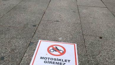 Photo of GİRESUN'DA TRAFİĞE KAPALI ALANLARA MOTOSİKLETLER DE GİREMEYECEK