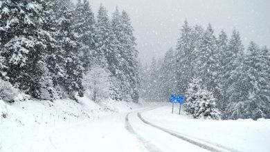 Photo of Yaylalar kar altında
