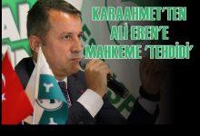 """Photo of """"BOZBAĞ DÖNEMİ AKLANDI, ALİ EREN TEMLİĞİ KALDIRMALI"""""""