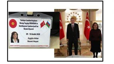 Photo of PROF. DR. AYGÜN ATTAR, CUMHURBAŞKANI'NIN HEYETİNDE