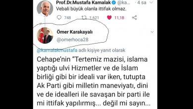 Photo of MÜDÜRDEN TARTIŞMA YARATAN TWİT