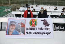 Photo of GAZETECİ MEHMET EKİZOĞLU'NA VEFA