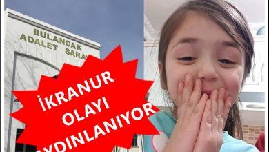 Photo of İKRANUR OLAYINDA SON GELİŞME