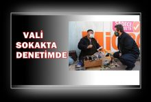 """Photo of VALİ ENVER ÜNLÜ, """"TEDBİRLERE UYMAK VİCDANİ SORUMLULUKTUR""""…"""