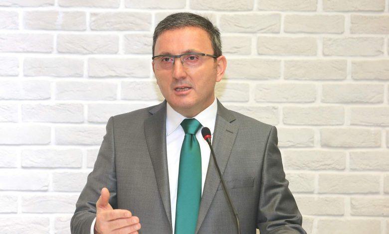 TSO BAŞKANI ÇAKIRMELİKOĞLU'NDAN ZİNCİR MAĞAZA TEPKİSİ