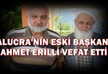 Photo of BABASINDAN SONRA O DA COVİD-19'DAN VEFAT ETTİ