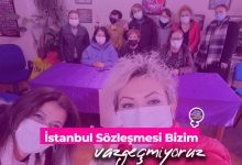Photo of Giresun Kadın Platformu'ndan 10'ncu yıl kararlılığı