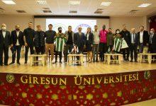 Photo of GİRESUNSPOR, GİRESUN ÜNİVERSİTESİ'NDE