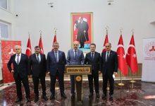 Photo of NUMAN KURTULMUŞ VALİ ÜNLÜ'YÜ ZİYARET ETTİ