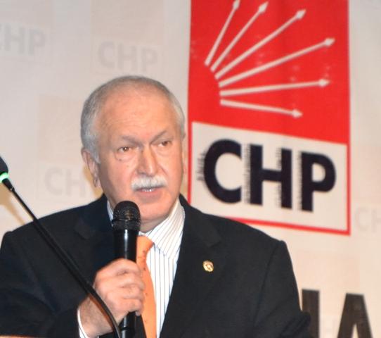 BEKTAŞOĞLU AKP'YE KARŞI FINDIK BAYRAĞI AÇTI