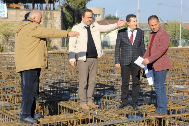 KEŞAP DURAĞI PROJESİ'NDE HEDEF 2O MAYIS