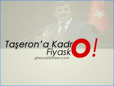 Photo of Taşeron'a kadro Fiyasko!