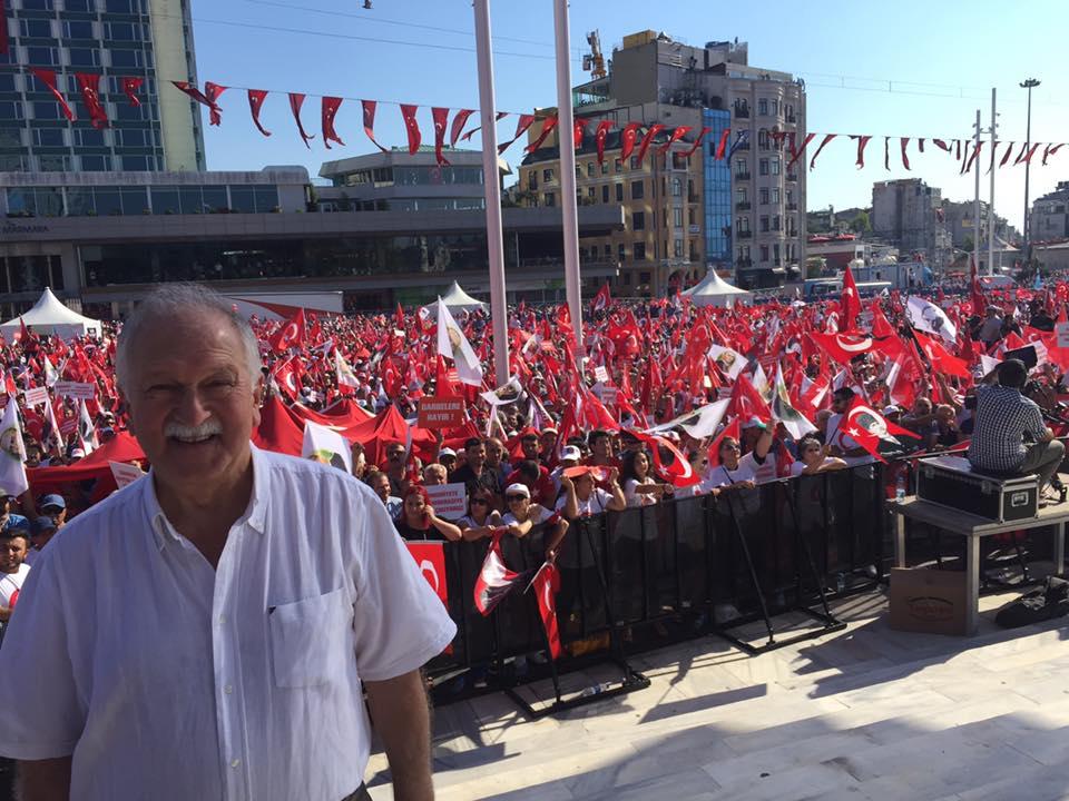 Photo of BEKTAŞOĞLU: DARBE DEĞİL, ÖZGÜRLÜKÇÜ DEMOKRASİ İSTİYORUZ