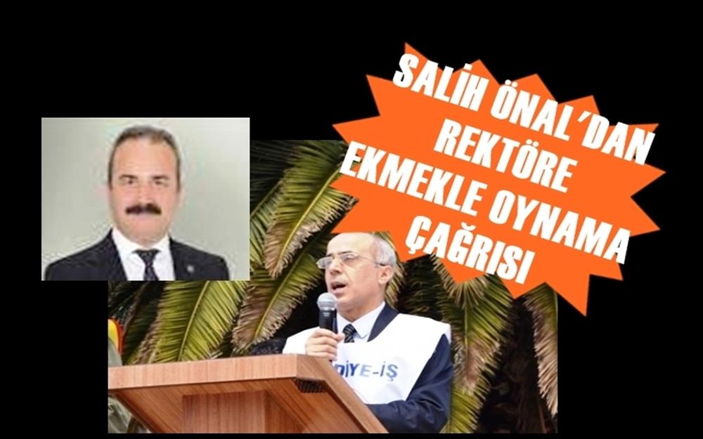 GİRESUN ÜNİVERSİTESİ'NDE 'TAŞERONA MOBBİNGE' TEPKİ