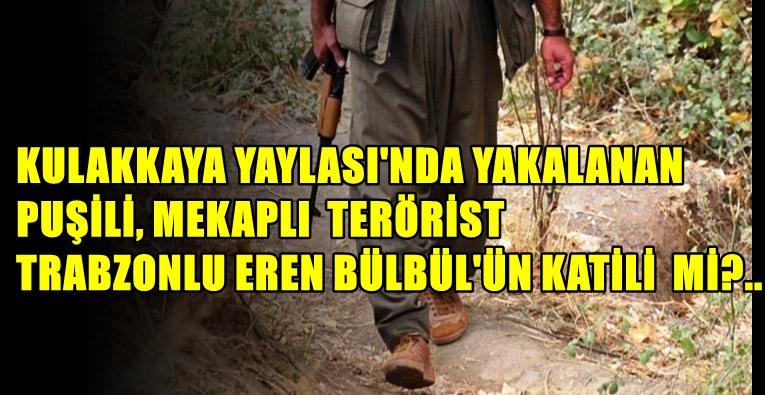 Photo of PKK'LI TERÖRİST İHBARLA YAKALANDI