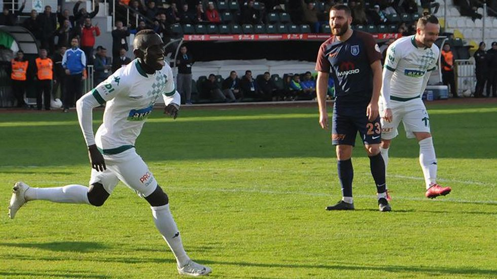 Photo of Giresunspor: 3-Medipol Başakşehir:1..