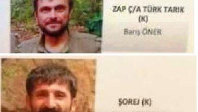 Photo of O TERÖRİSTLER KÜRTÜN'DE ÇATIŞMADA ÖLDÜ