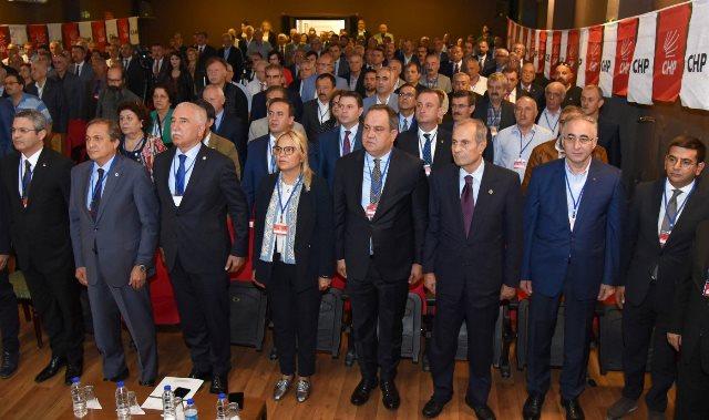 CHP GİRESUN'DA YAPTIĞI KARADENİZ TOPLANTISIYLA MORAL ARADI