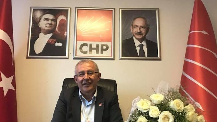 CHP İL BAŞKANI İLE AKP İL BAŞKANI ARASINDA POLEMİK