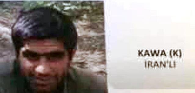 İRANLI PKK'LI TERÖRİST GİRESUN'DA TESLİM OLDU