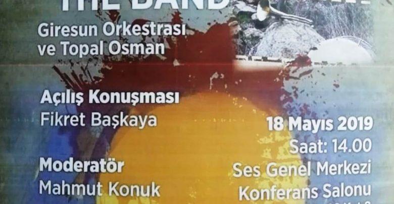 TEPKİLER GERİ ADIM ATTIRDI...PONTUS SOYKIRIMI PANELİNE İZİN ÇIKMADI