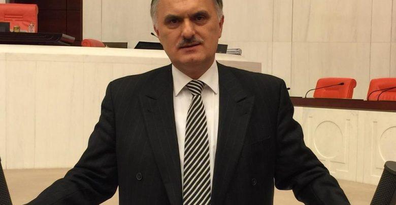 MİLLETVEKİLİ CEMAL ÖZTÜRK DE İSYAN ETTİ..