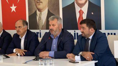 Photo of AK PARTİ'DE BAYRAMLAŞMA