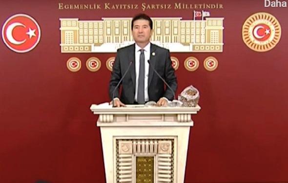 CHP TRABZON MİLLETVEKİLİ AHMET KAYA,TMO'YU TOPA TUTTU
