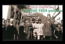 ATATÜRK'ÜN 19 EYLÜL GİRESUN ZİYARETİ TESADÜF DEĞİL