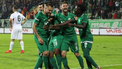 Photo of GİRESUNSPOR'DA 3-1'LİK GALİBİYET SEVİNCİ
