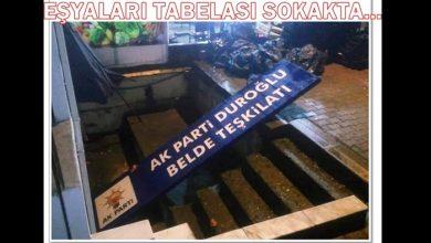 Photo of AK PARTİ'NİN KALESİ DUROĞLU'NDA NELER OLUYOR?