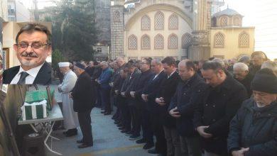 Photo of GİRESUN MEHMET UĞUR YAMAK'I UĞURLADI