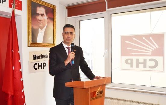 CHP GİRESUN MERKEZ İLÇE'YE SON ADAY, ÖNDAŞ...