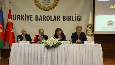 Photo of PROF. DR. AYGÜN ATTAR'IN OTURUM BAŞKANLIĞINDA, 20 OCAK ŞEHİTLER İÇİN TÖREN