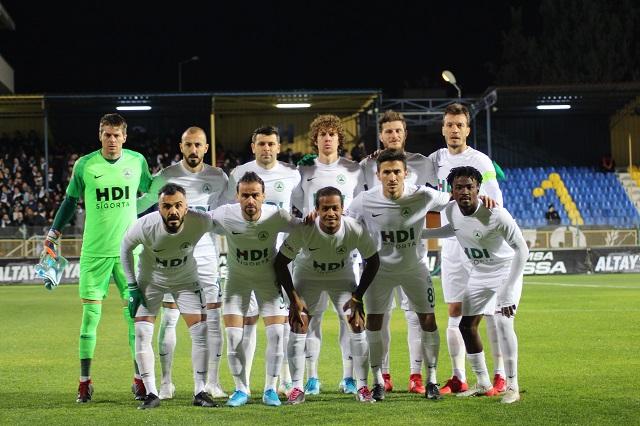 GİRESUNSPOR'DA 3-0 SEVİNCİ...