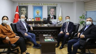 Photo of VALİ ENVER ÜNLÜ, AK PARTİ'DEYDİ