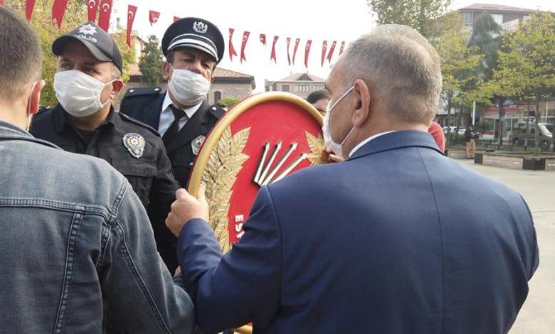 ESPİYE KAYMAKAMI CHP'LİLERE BAYRAM KUTLATTIRMADI
