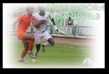 Photo of KIRAN KIRANA GEÇEN MAÇIN GALİBİ GİRESUNSPOR OLDU
