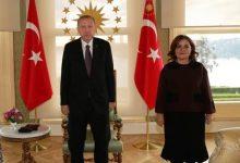 Photo of PROF.DR. AYGÜN ATTAR, CUMHURBAŞKANI ERDOĞAN'LA GÖRÜŞTÜ