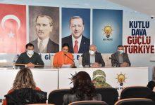 """Photo of AK PARTİ'Lİ BERRİN AYDIN:""""KADINA YÖNELİK ŞİDDET DEVAM EDİYOR"""""""