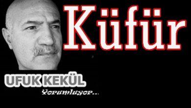 Photo of ÇAKICI'NIN KÜFÜRLERİ