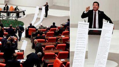 Photo of TRABZON MİLLETVEKİLİ AHMET KAYA'DAN RULOLU EYLEM