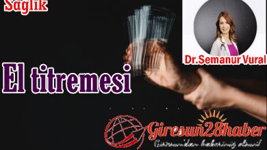 Photo of EL TİTREMESİ