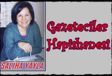 Photo of SALİHA YAYLA/ GAZETECİLER HAPİSHANESİ